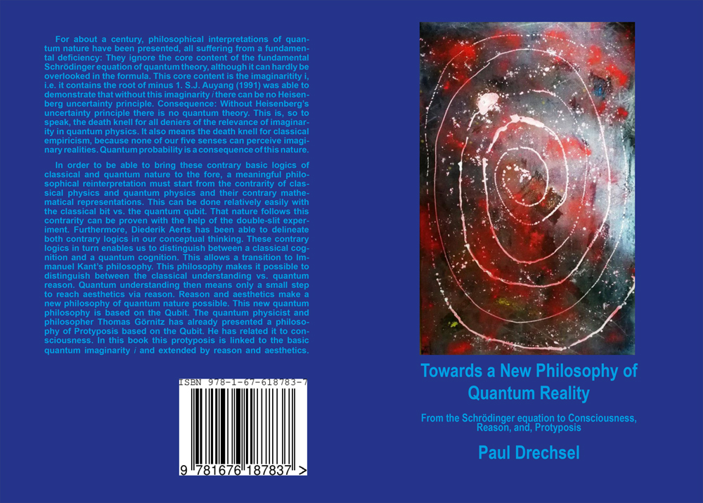 Buchcover Towards a New Philosophy of Quantum Reality von Thomas Kroh